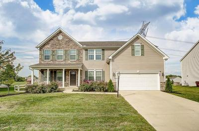 Lewis Center Single Family Home Contingent Finance And Inspect: 2861 Abbey Knoll Drive