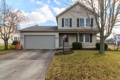 Pickerington Single Family Home For Sale: 481 Stone Mill Road