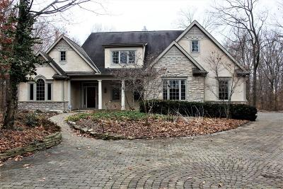 Galena Single Family Home Contingent Finance And Inspect: 5624 Summerwood Crossing