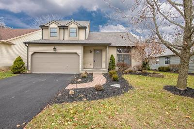 Single Family Home Contingent Finance And Inspect: 3684 Kilmuir Drive