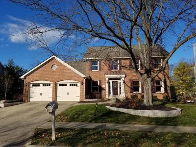 Dublin Single Family Home Contingent Finance And Inspect: 7545 Bardston Drive