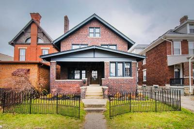 Single Family Home For Sale: 1134 S High Street