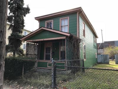 Columbus Single Family Home For Sale: 135 W 2nd Avenue