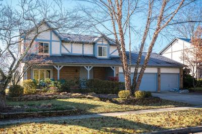 Grove City Single Family Home Contingent Finance And Inspect: 1593 Chippewa Court