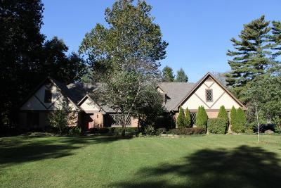 Blacklick Single Family Home Contingent Finance And Inspect: 3765 Mann Road