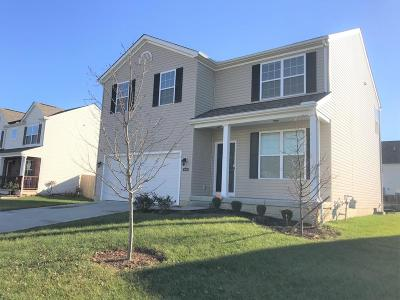 Reynoldsburg Single Family Home Contingent Finance And Inspect: 8798 Patterson Loop