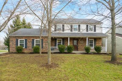 Dublin Single Family Home Contingent Finance And Inspect: 5170 Hagan Court
