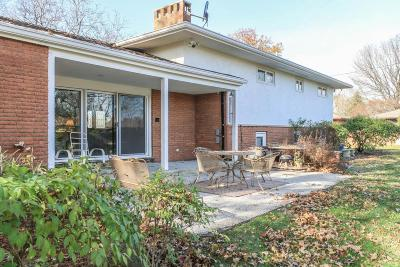 Columbus Single Family Home For Sale: 1552 Hickory Run Drive