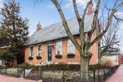 Columbus Single Family Home For Sale: 652 Mohawk Street