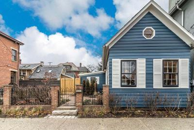 Single Family Home For Sale: 112 E Whittier Street