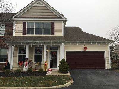Grove City Condo Contingent Finance And Inspect: 1729 Nature Drive