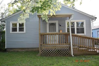 Columbus Single Family Home For Sale: 2379 Howey Road