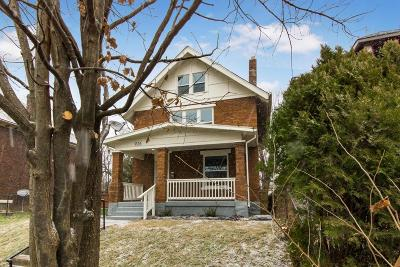 Single Family Home For Sale: 926 S 22nd Street
