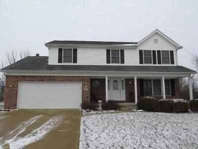 Johnstown Single Family Home Contingent Finance And Inspect: 138 Tyler Place