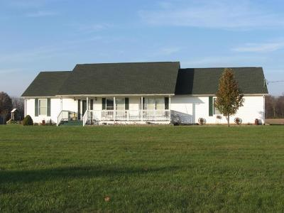 Single Family Home For Sale: 3271 Township Road 124