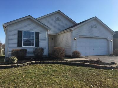 Grove City OH Single Family Home For Sale: $145,000