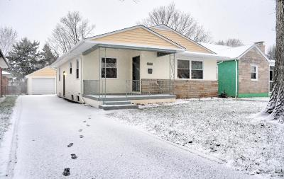 Columbus OH Single Family Home For Sale: $149,000