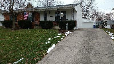 Single Family Home For Sale: 6487 Red Coach Lane