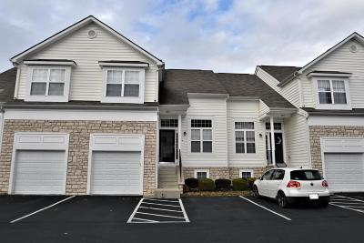 New Albany Condo Contingent Finance And Inspect: 5955 Thunder Gulch Drive