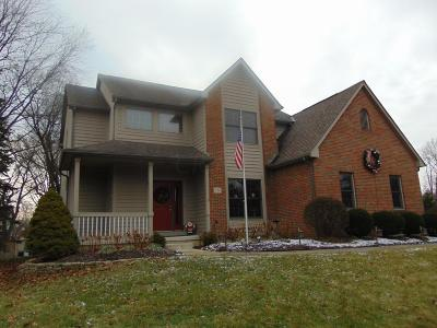 Westerville OH Single Family Home For Sale: $289,900