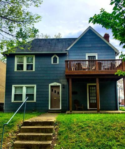 Columbus Multi Family Home Contingent Finance And Inspect: 1459 W 6th Avenue