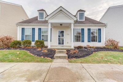 New Albany Single Family Home Contingent Finance And Inspect: 7223 Normanton Drive