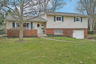Westerville Single Family Home Contingent Finance And Inspect: 586 Catawba Avenue