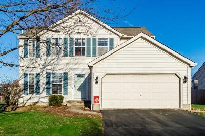 Single Family Home For Sale: 8510 Honor Court