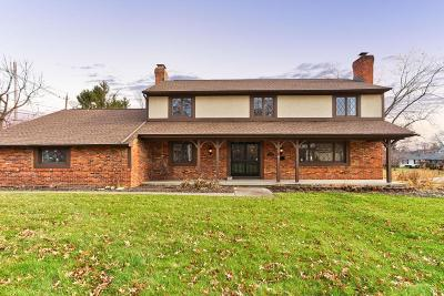 Single Family Home For Sale: 4496 Lauraland Drive E