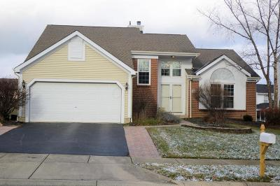 Westerville Single Family Home For Sale: 1338 Pannelly Place