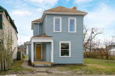 Single Family Home For Sale: 759 Bellows Avenue