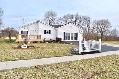 Heath Single Family Home Contingent Finance And Inspect: 968 Northbrook Court