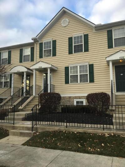 New Albany Condo Contingent Finance And Inspect: 7268 W Campus Road
