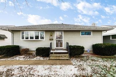 Columbus OH Single Family Home For Sale: $109,900