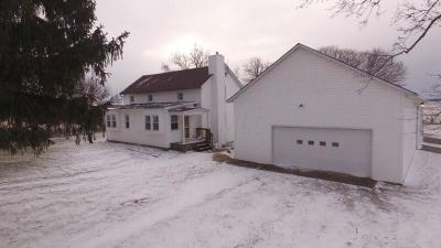 Amanda OH Single Family Home For Sale: $169,900