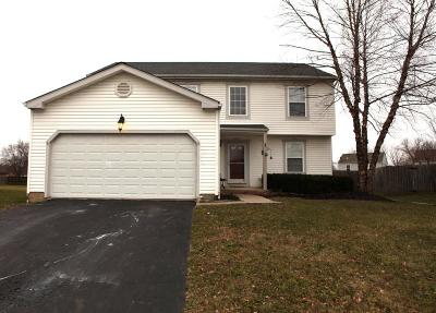 Columbus OH Single Family Home For Sale: $162,900