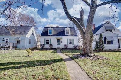 Columbus OH Single Family Home For Sale: $144,900