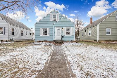 Bexley Single Family Home Contingent Finance And Inspect: 2723 Bellwood Avenue