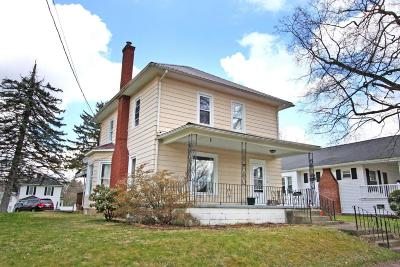 Mount Vernon Single Family Home Contingent Finance And Inspect: 505 E Hamtramck Street
