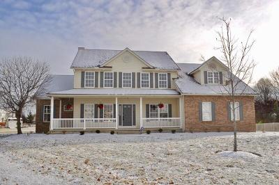 Westerville Single Family Home For Sale: 6815 Whitetail Lane