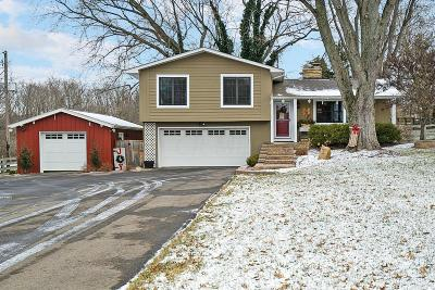 Galena Single Family Home Contingent Finance And Inspect: 7343 Africa Road