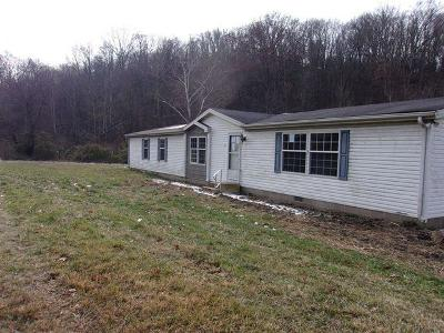 Chillicothe OH Single Family Home For Sale: $42,400