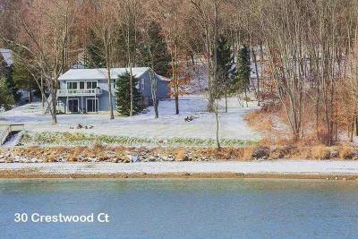 Howard OH Single Family Home Contingent Finance And Inspect: $499,000