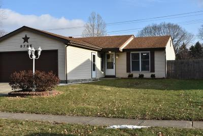 Groveport OH Single Family Home Sold: $133,000