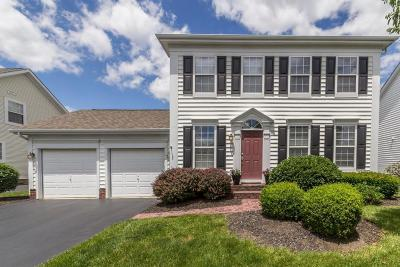 New Albany Single Family Home Contingent Finance And Inspect: 7152 Connaught Drive