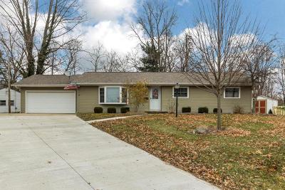 Westerville Single Family Home For Sale: 230 Sunset Drive