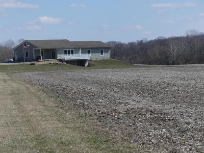 Mount Vernon Single Family Home For Sale: 7418 Patton Road