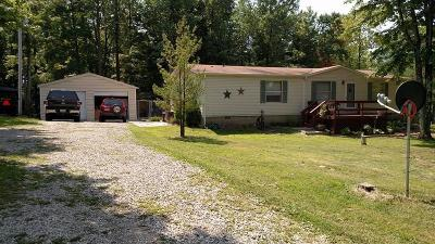 Pike County Single Family Home For Sale: 5875 Greenbriar Road