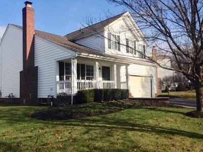 New Albany Single Family Home Contingent Finance And Inspect: 1236 Fareharm Drive