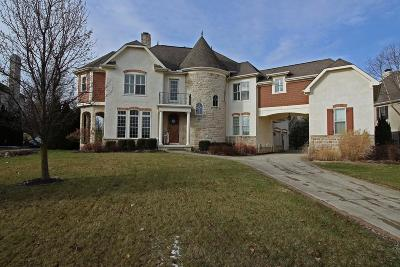 Dublin Single Family Home For Sale: 9095 Tartan Fields Drive